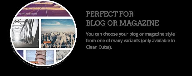 Blog  Download Clean WordPress Theme (Multi-Purpose) nulled blog