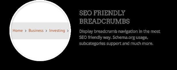 Breadcrumbs  Download Clean WordPress Theme (Multi-Purpose) nulled breadcrumbs