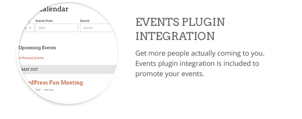 Events  Download Clean WordPress Theme (Multi-Purpose) nulled events
