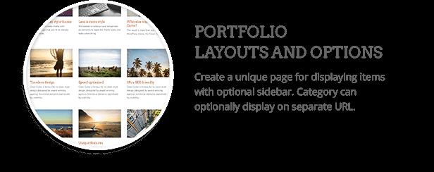 Portfolio  Download Clean WordPress Theme (Multi-Purpose) nulled portfolio