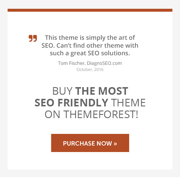 Clean Cutta - The Most SEO Friendly Theme on ThemeForest  Download Clean WordPress Theme (Multi-Purpose) nulled seo friendly
