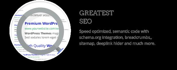 SEO Friendly  Download Clean WordPress Theme (Multi-Purpose) nulled seo