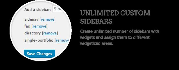 Sidebars  Download Clean WordPress Theme (Multi-Purpose) nulled sidebars
