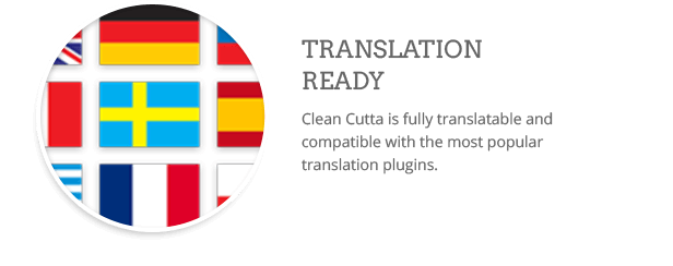 Translation ready  Download Clean WordPress Theme (Multi-Purpose) nulled translation