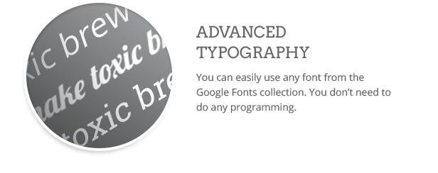 Typography  Download Clean WordPress Theme (Multi-Purpose) nulled typography