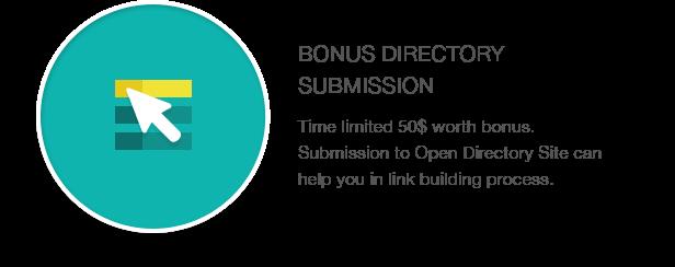 Bonus Directory Submission